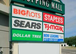 Cooks Corner Shopping Mall: